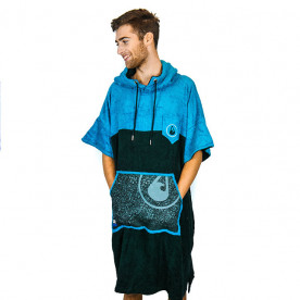 Poncho Wave Hawaii Bamboo Ponchino Uno, L