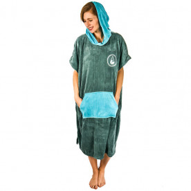 Poncho Wave Hawaii Microfibre Traveller Paddy