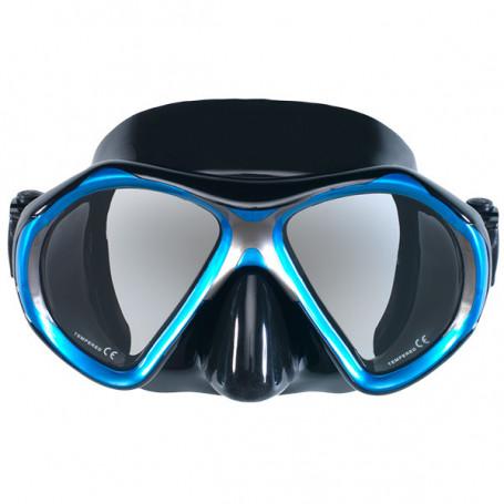 Máscara Scuba Force Vision II Azul
