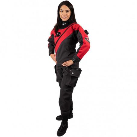 Traje seco Scuba Force Xpedition Mujer