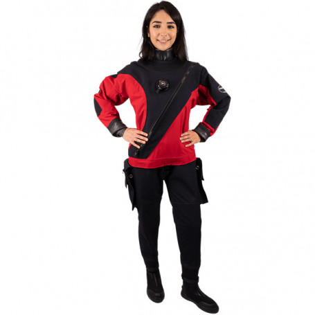 Traje seco Scuba Force Explorer NST...