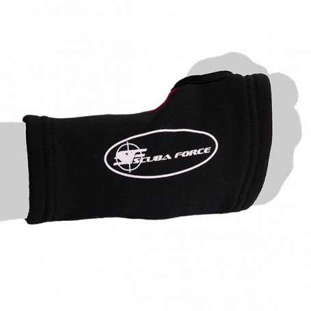 Medios guantes Scuba Force X-Sleeves