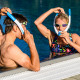 Snorkel Ameo Powerbreather SPORT Azul