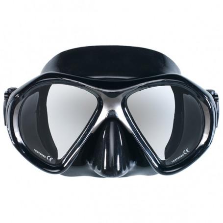 Máscara Scuba Force Vision II Negra