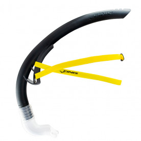 Tubo Frontal FINIS Stability Snorkel Negro