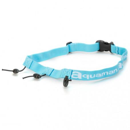 Portadorsal Aquaman Race Belt, Azul