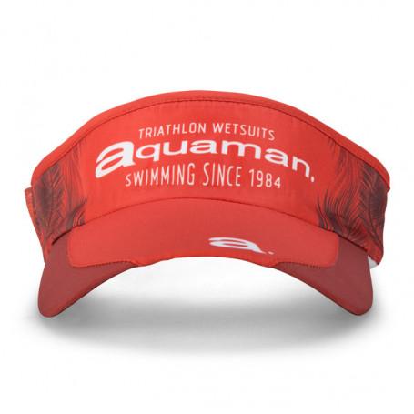 Visera Aquaman Island, Rojo
