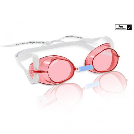 Gafas Suecas Malmsten Classic,  Rojo