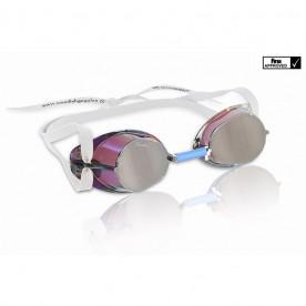 Gafas Suecas Malmsten Metallic, Silver
