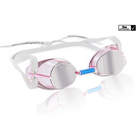 Gafas Suecas Malmsten Jewel, Rosa