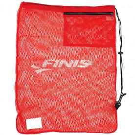 Bolsa Rejilla FINIS Mesh Gear Bag Rojo
