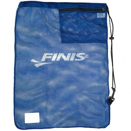Bolsa Rejilla FINIS Mesh Gear Bag Azul Navy