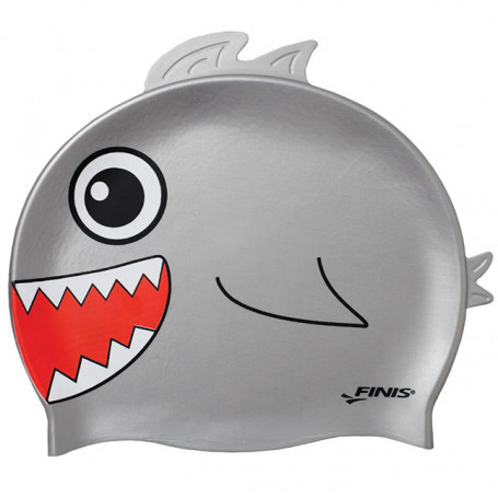 Gorro Silicona FINIS Tiburón
