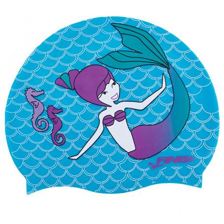 Gorro Silicona FINIS Mermaid Paradise