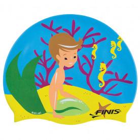 Gorro Silicona FINIS Mermaid Merman