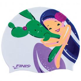 Gorro Silicona FINIS Mermaid Cactus