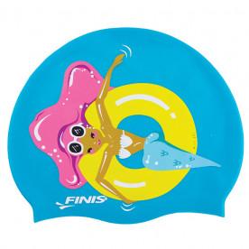 Gorro Silicona FINIS Mermaid Floaty