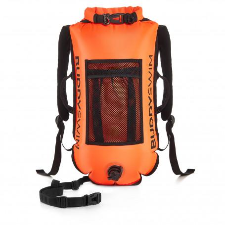Boya Drybag BuddySwim Backpack, Naranja