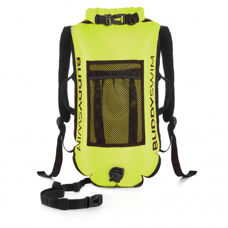 Boya Drybag BuddySwim Backpack, Amarillo