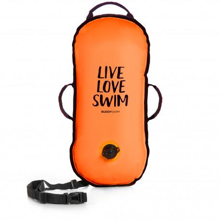 Boya BuddySwim Ultralight LLS, Naranja