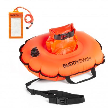 Boya BuddySwim Hydrastation, Naranja
