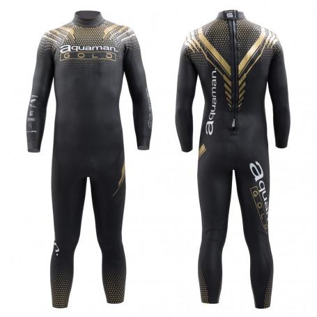 Neopreno Aquaman Cell Gold 2019