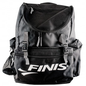 Mochila FINIS Torque Backpack Black/Grey